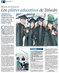 publicaciones taiwan