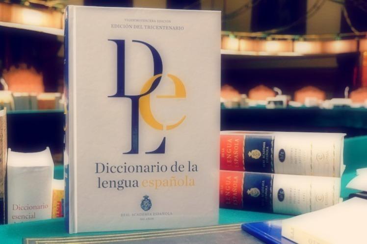 Diccionarios RAE 2014